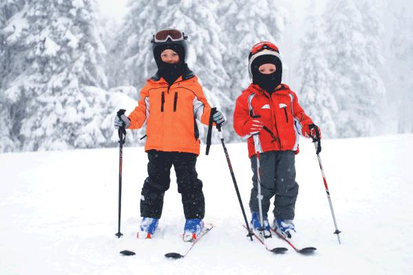 women in action big sky Montana winter camps ski